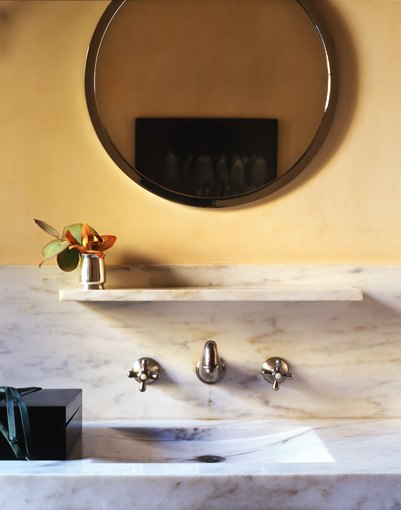 Through The French Eye Of Design Help Bathrooms Dressed
