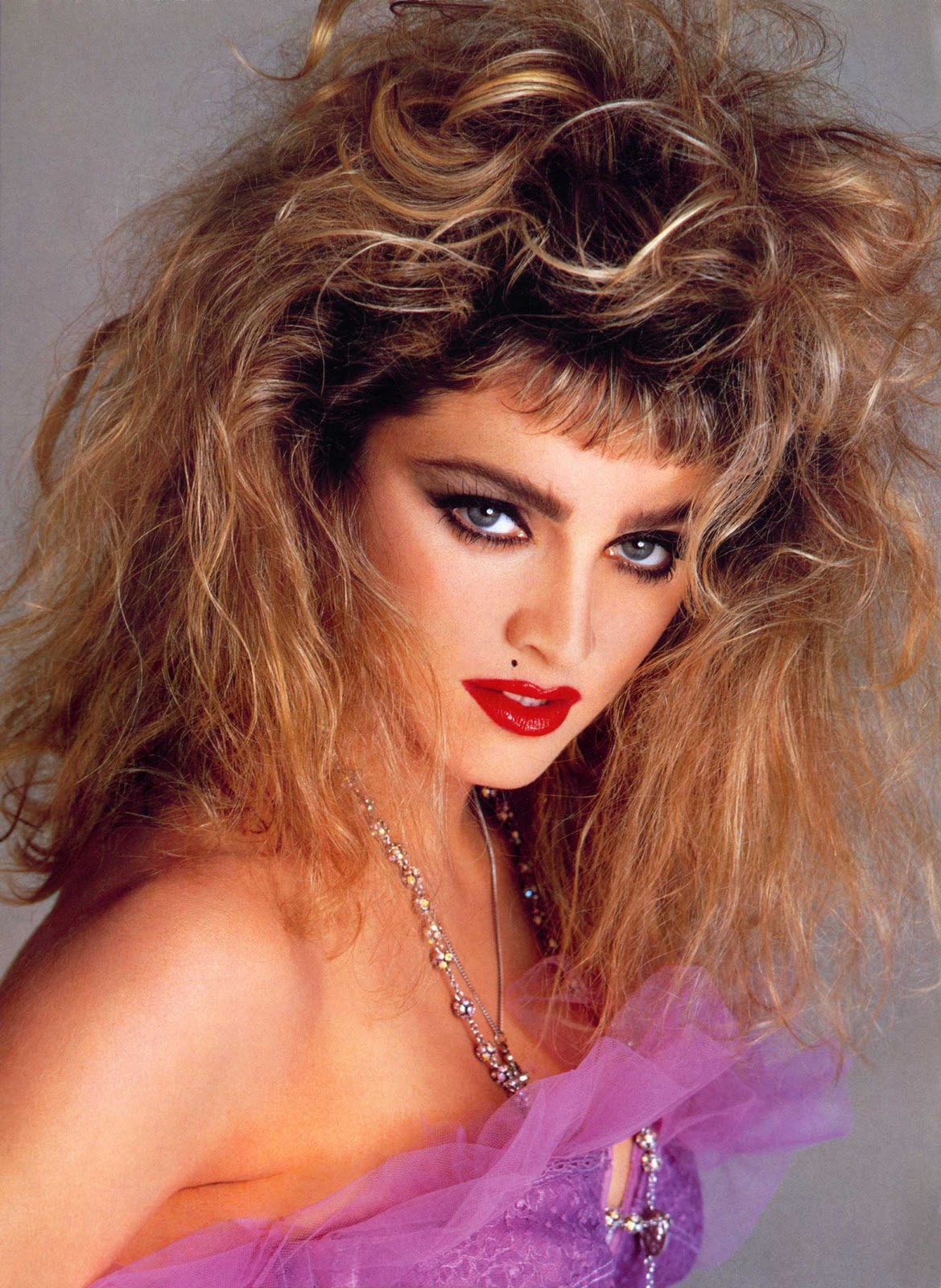 Madonna Hope this Lady doesnt need some extraintroduction. 1169 x 1600.Eighties Hairstyles And Makeup