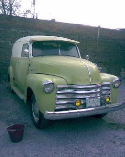 Carros Clasicos Chevrolet Panel