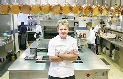 Does Gordon Ramsay Own Hells Kitchen