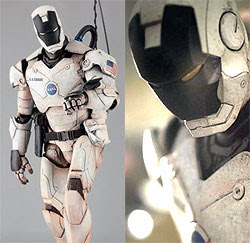 4a086131f6f8c CLICK THRU for a closer-look at this custom-1 6-scaled Iron Man figure by  Heath Hammond (from Sideshow Collectibles) ~ featuring a theme   concept  based on ...