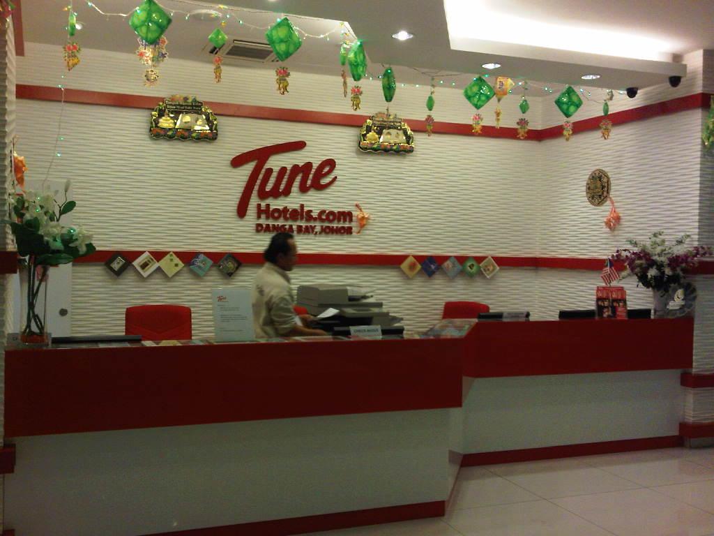 TUNE Hotel Danga Bay, Johor Bahru