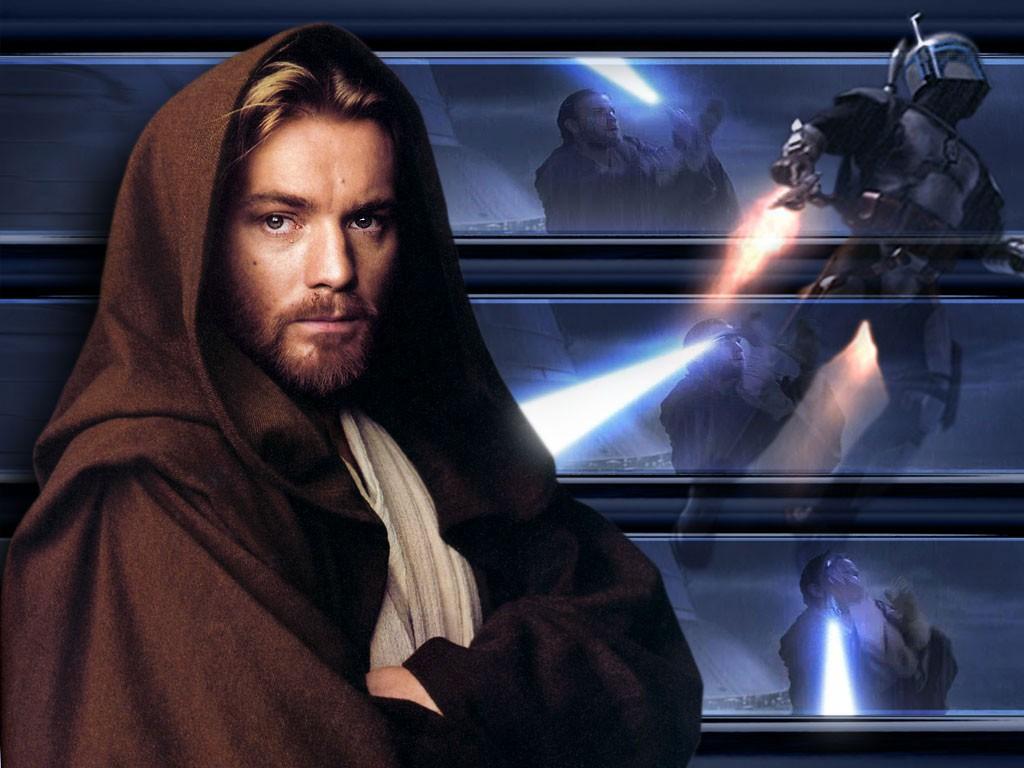 Petite Soumiselylye Wallpaper Obi Wan Kenobi