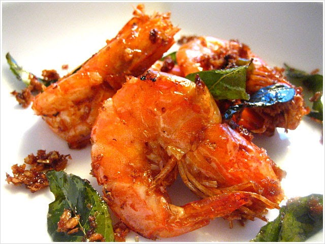 How To Cook Prawns With Butter