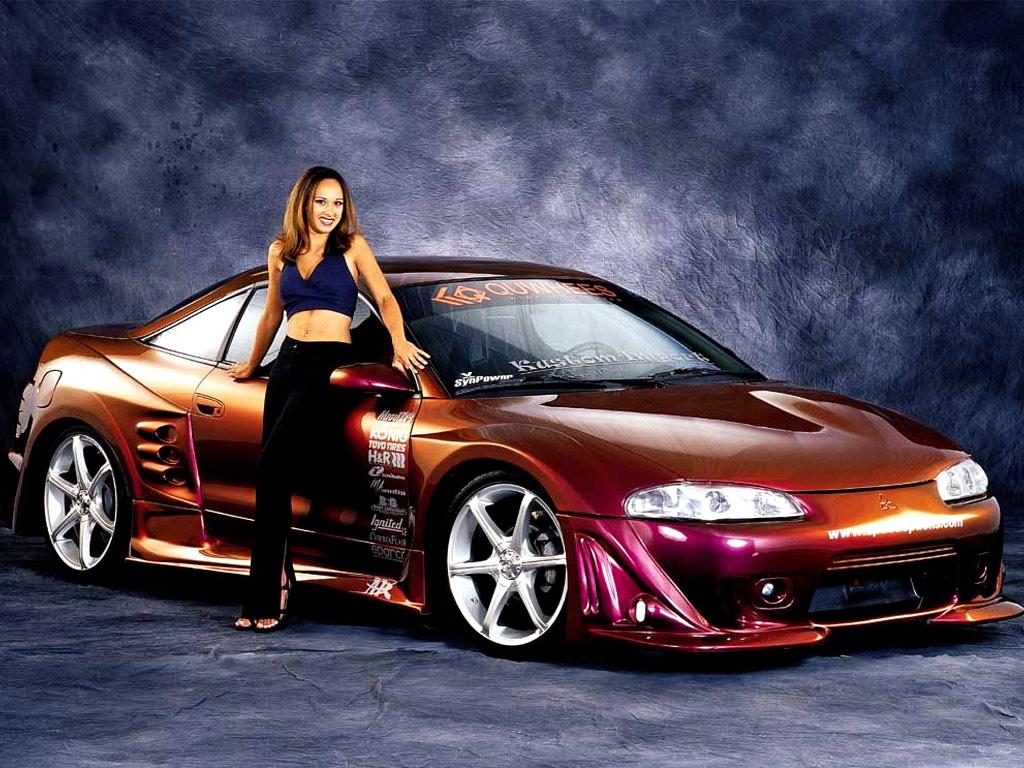 girls and cars pics - photo #1
