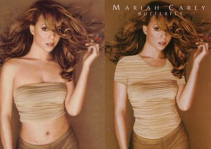 Mariah Carey and Saudi censors: 10