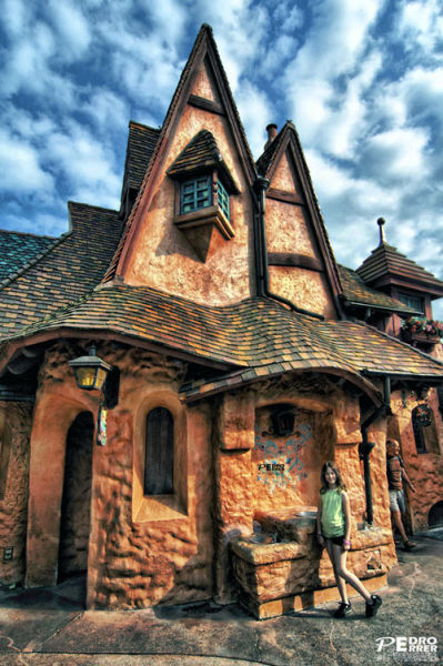 House Designs Like Fairy Tales   Western Homes