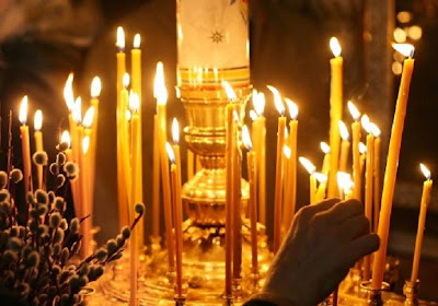 The Use of Candles in the Orthodox Church & The Use of Candles in the Orthodox Church | MYSTAGOGY RESOURCE CENTER