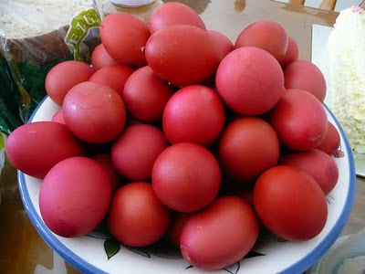 The Red Eggs of Pascha  MYSTAGOGY RESOURCE CENTER