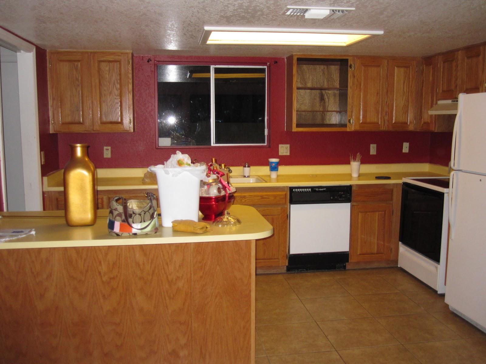 My Kitchen Redo under $400! - Classy Clutter