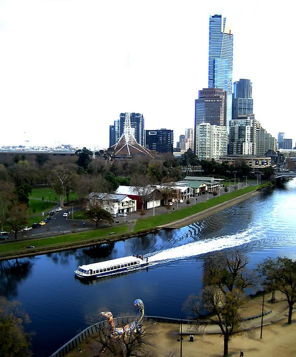Melbourne, Australian
