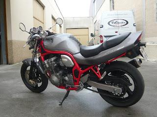 v classics motorcycles suzuki bandit n600 cafe racer. Black Bedroom Furniture Sets. Home Design Ideas