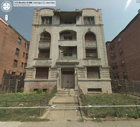 Abandoned Apartment Building At 1483 Newton Finally Moving Towards Development