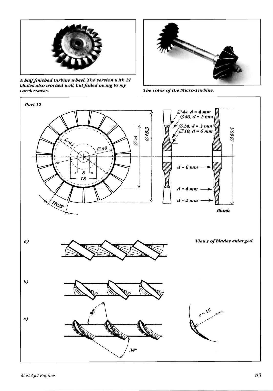 Home Made Jet Engine Jet Engine Plans