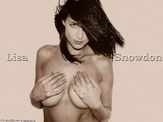 lisa snowdon naked pics