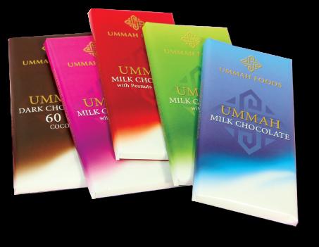 The Halal Chocolate Tasting Club | Zaufishan