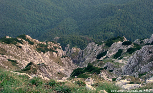 from the La Om peak