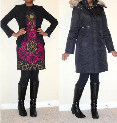 Work Dress-ing in the Winter
