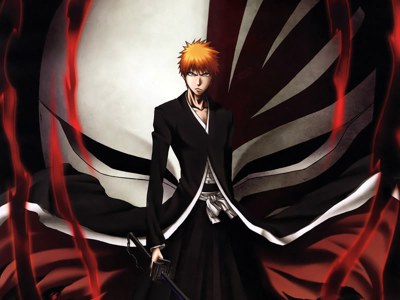 hollow ichigo wallpaper