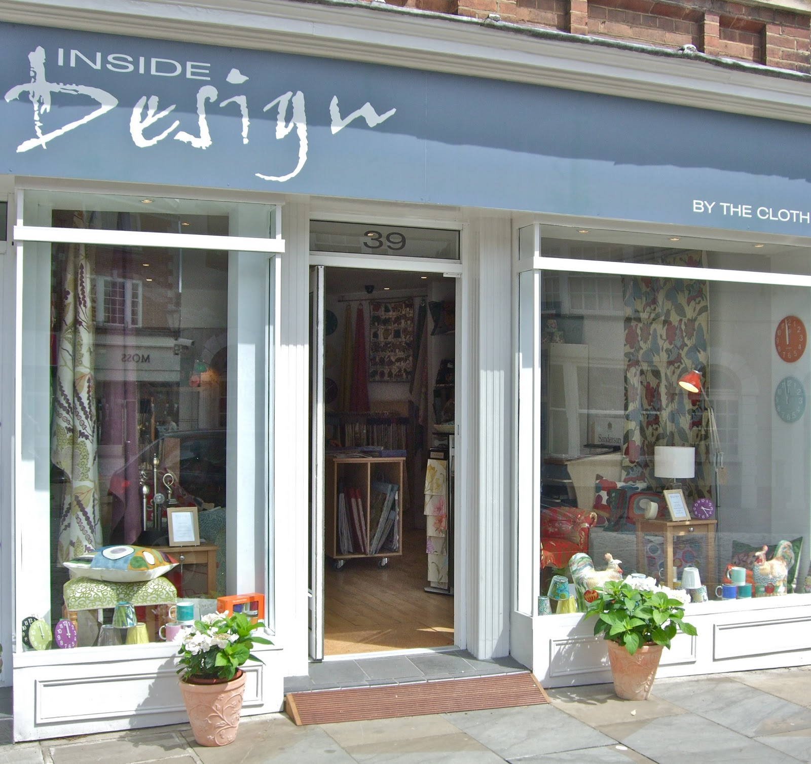 The Cloth Store: 'Inside Design' opens in Horsham