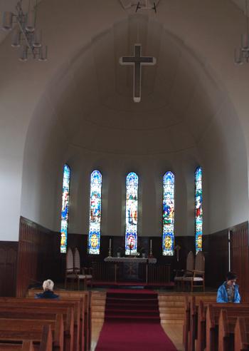 Sista chansen att lamna kyrkan