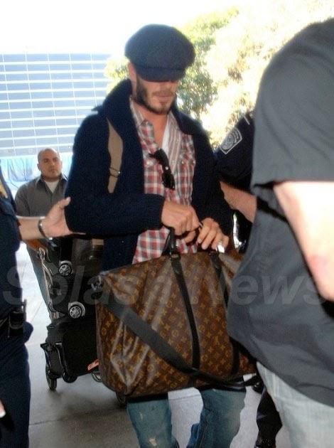 0988c5f786 LVbagmall - The Louis Vuitton Handbags Heaven: David Beckham with ...