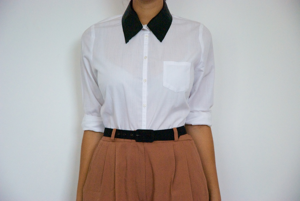 DIY Weekly - Leather Collar | A Pair & A Spare