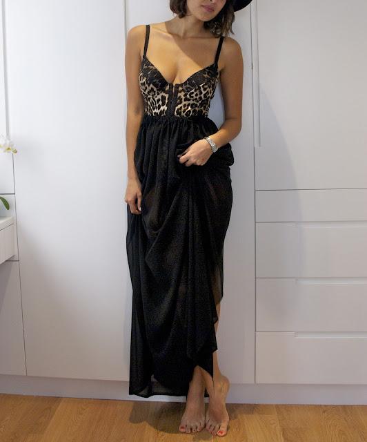 bccf8b48e5 DIY Weekly - Sheer Black Maxi Skirt   A Pair & A Spare