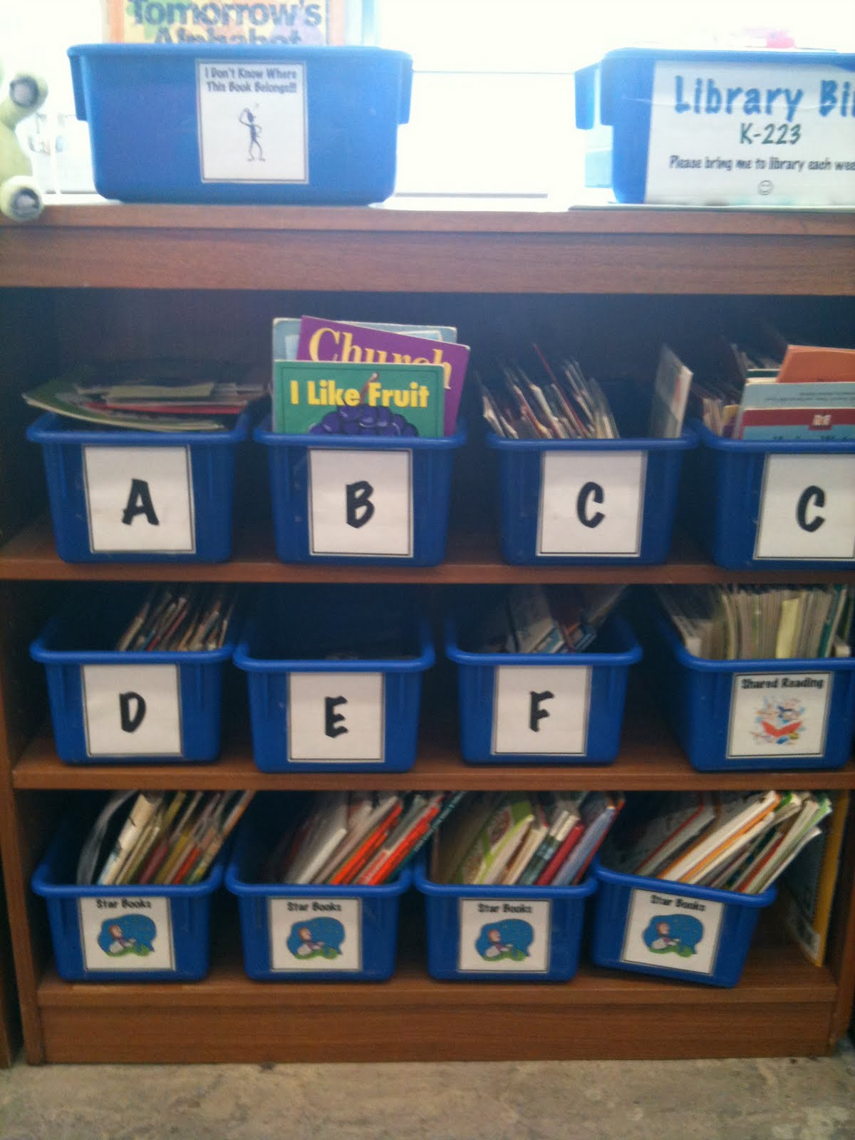 Read Write Play Classroom Library Photos