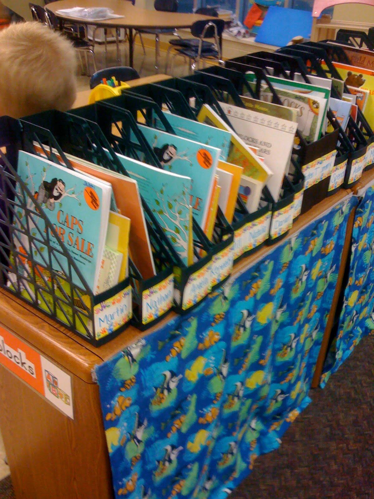 Kindergarten+book+boxes - Kindergarten Story Books