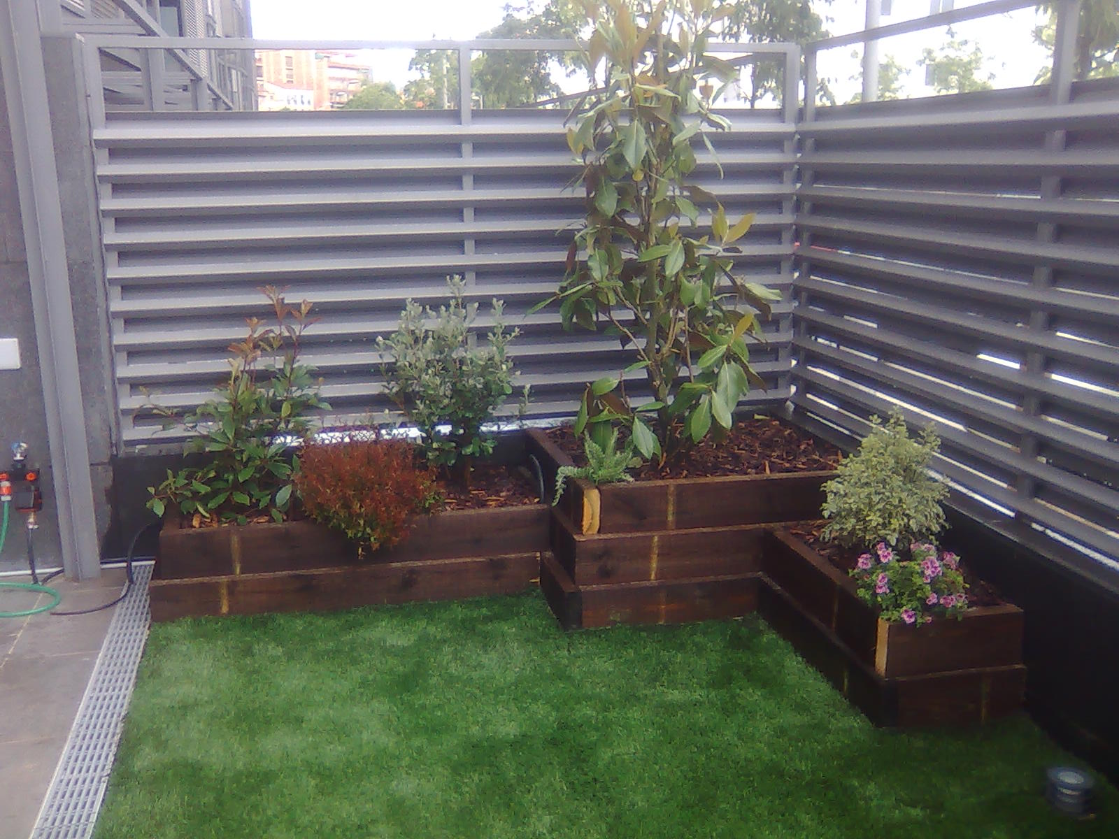 Jardineria Paisajes Dise 209 O Y Construccion De Jardines