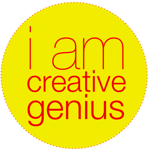 I am Creative Genius, yes I am!