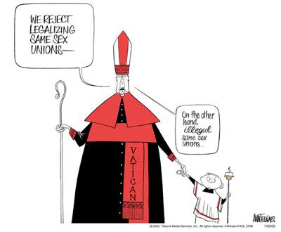 Catholic church sex scandals