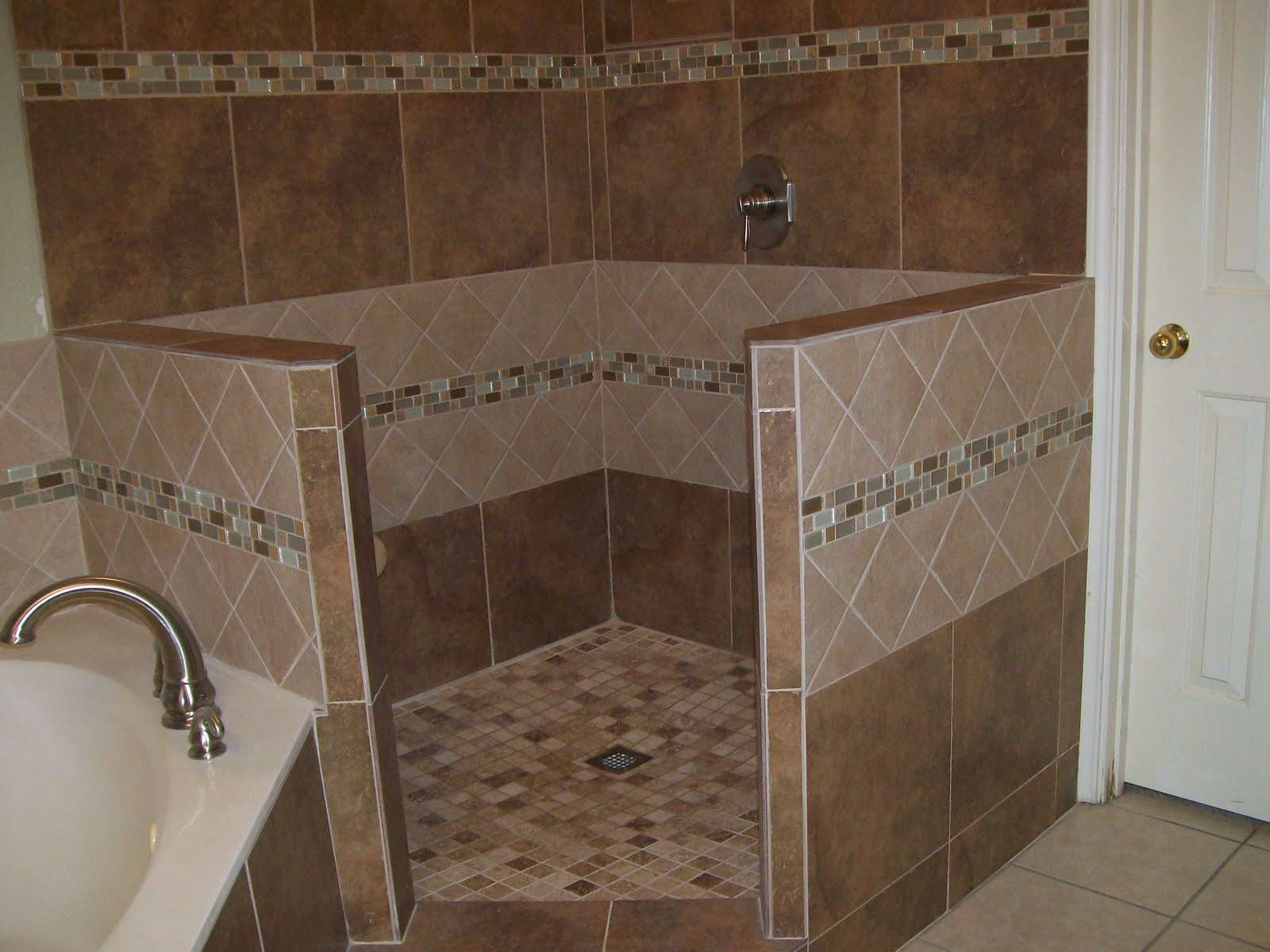 Complete Tile Shower Install You