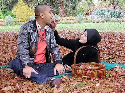 gambar honeymoon mawi dan ekin di australia