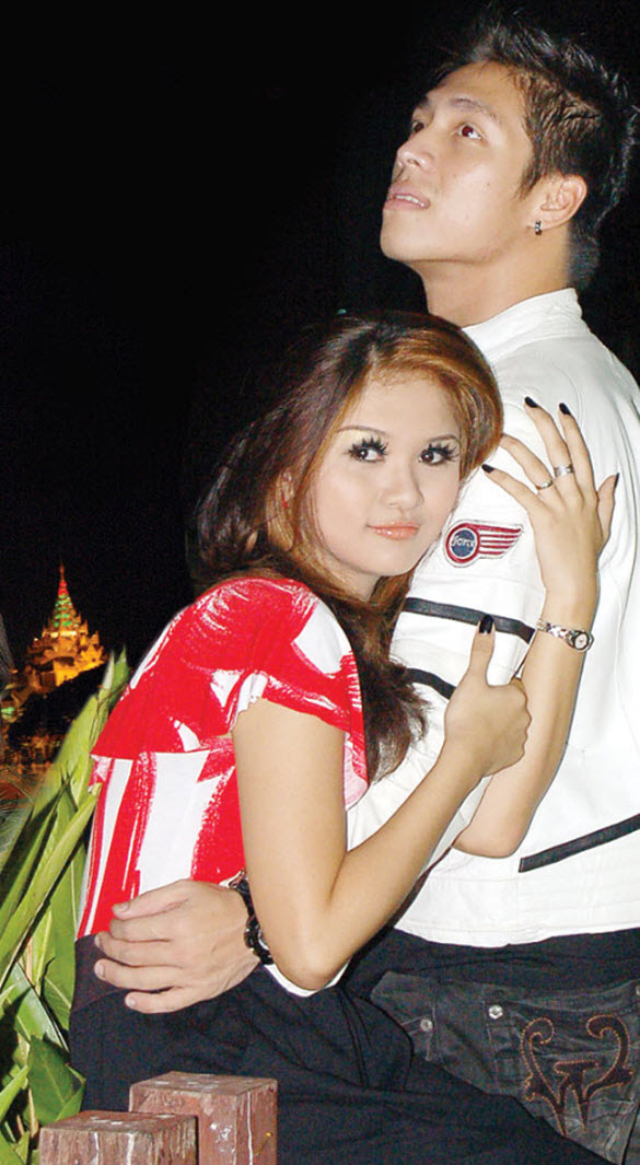 Myanmar Sexiest Couple Photo - Porn Archive-3934