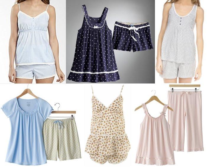 c49b43555ef9 Summer Pajama Sets