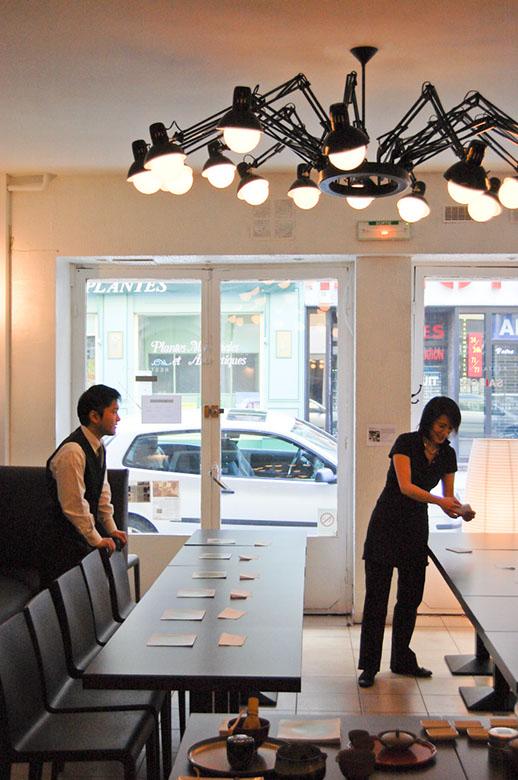 keisuke matsushima le restaurant japonais saison. Black Bedroom Furniture Sets. Home Design Ideas