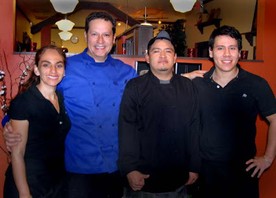 Inca S Kitchen Latin Night