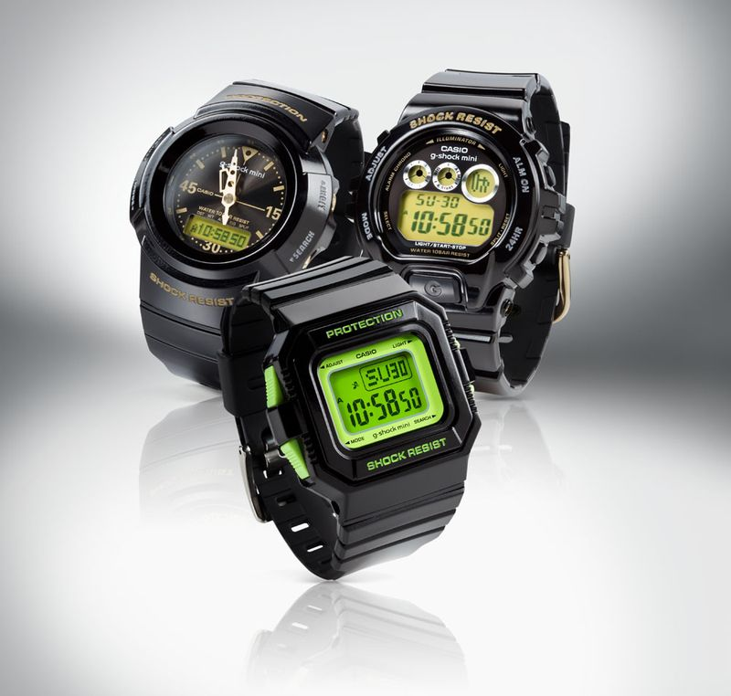 Casio Watches Reviews  Casio Brings G
