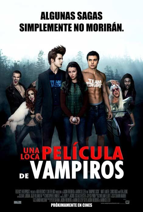 Una Loca Película de Vampiros DVDRip Español Latino Descargar 1 Link