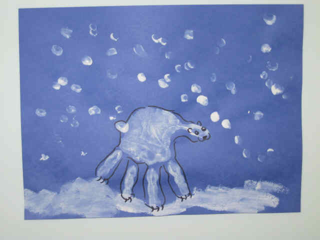 Winter Arctic Animal Craft Ideas A Day With The De Jongs