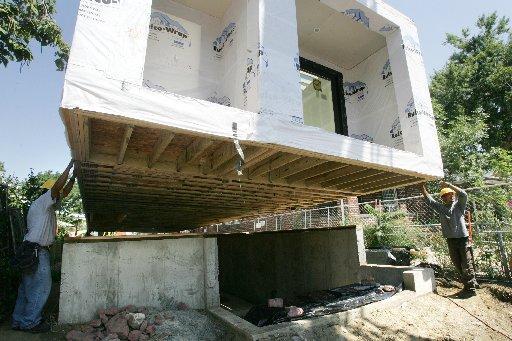 Modular home difference between modular homes trailers - Difference between manufactured home and modular home ...