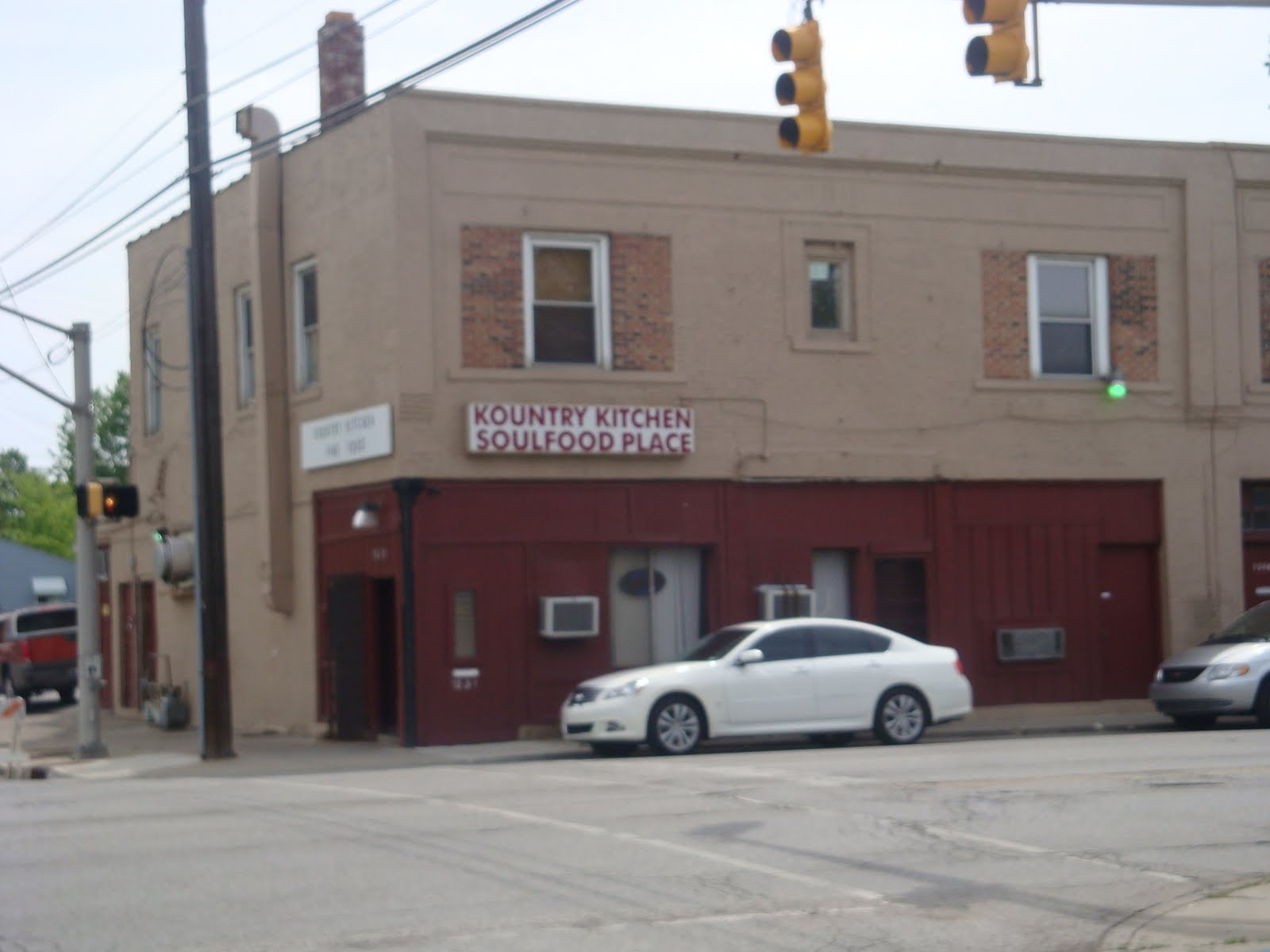 Kountry Kitchen Soul Food Place Indianapolis In