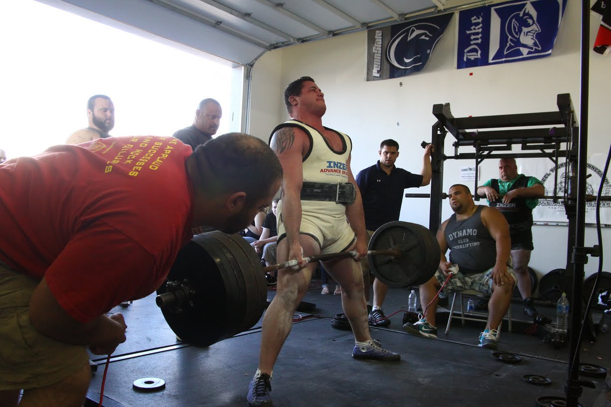 apa powerlifting meet results for azarian