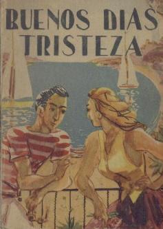 TITULO DE LA OBRA BUENOS DIAS TRISTEZA
