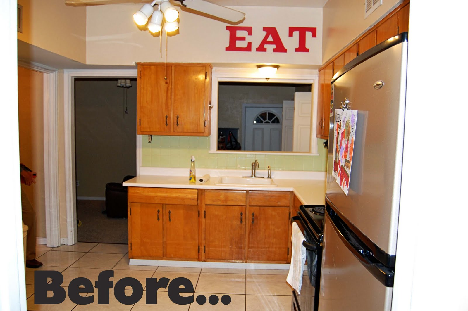 The 70 000 Dream Kitchen Makeover: 1950'S Painted Kitchen Makeovers