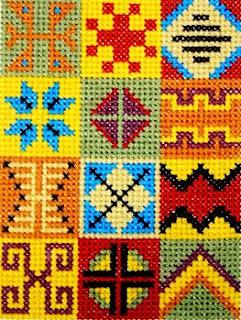Como Hacer Cojines Decorativos Punto De Cruz.Punto De Cruz Mi Hobby La Historia Del Punto De Cruz