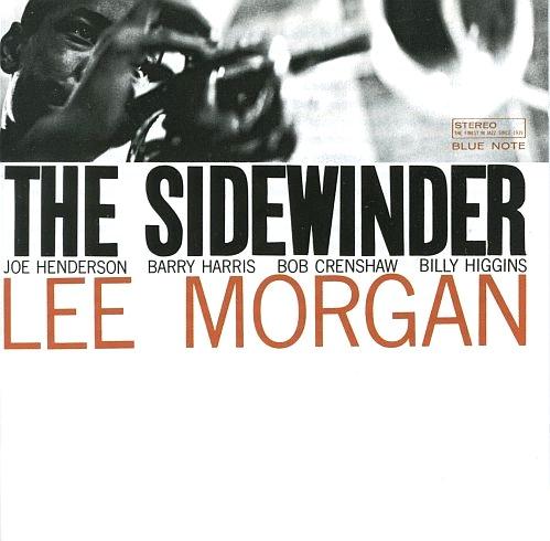 Lee Morgan,  - cover note
