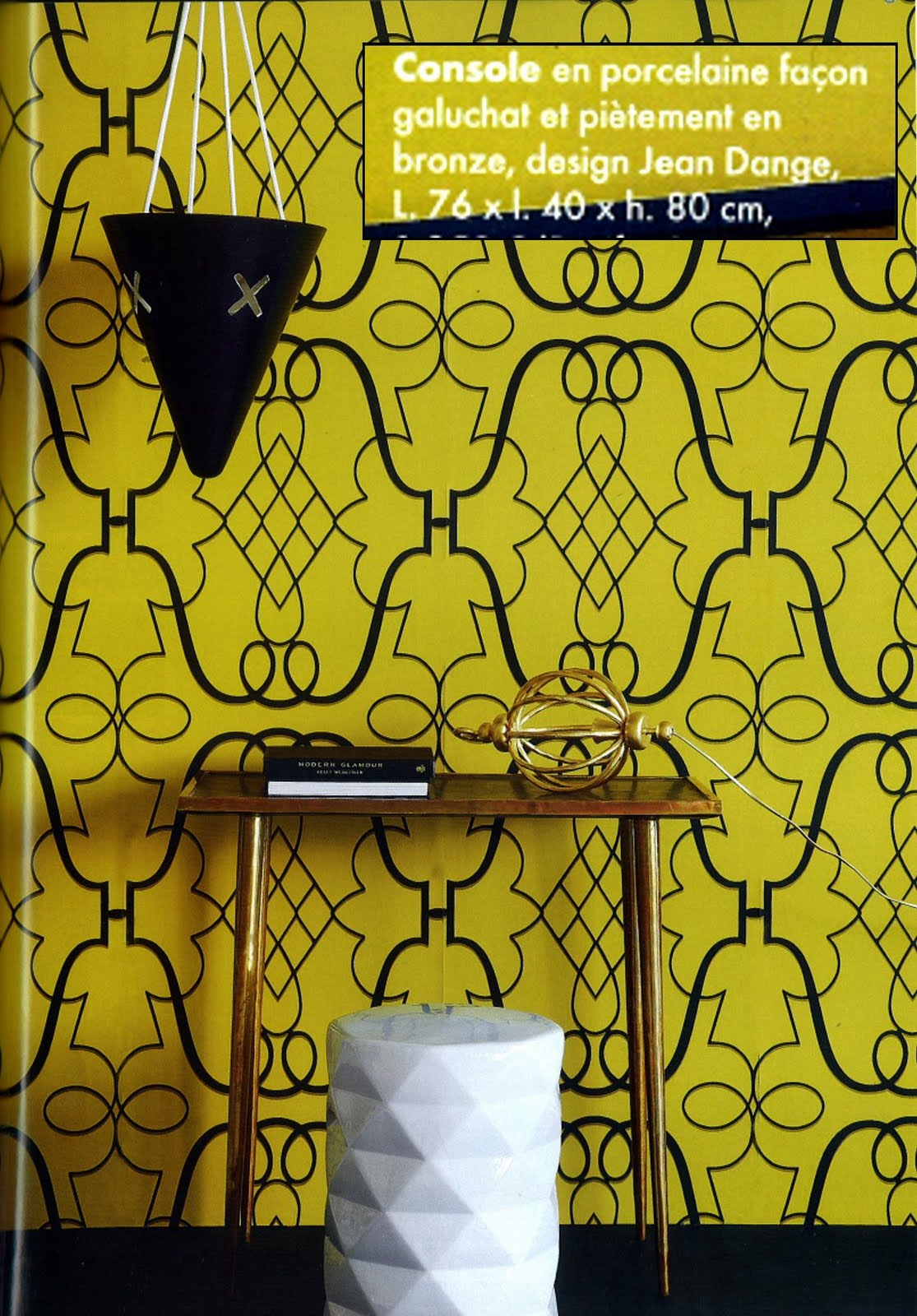 Elle Decoration France Jean Dange Elle Decoration May 2010 Mai 2010
